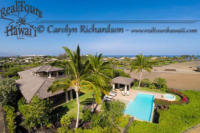 Uniquely designed resort home