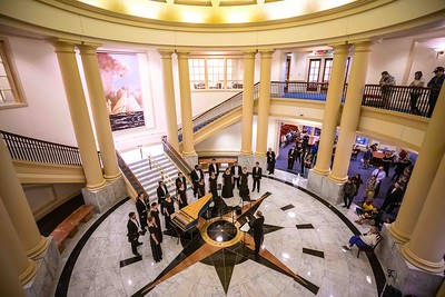 Concert in the Library Rotunda