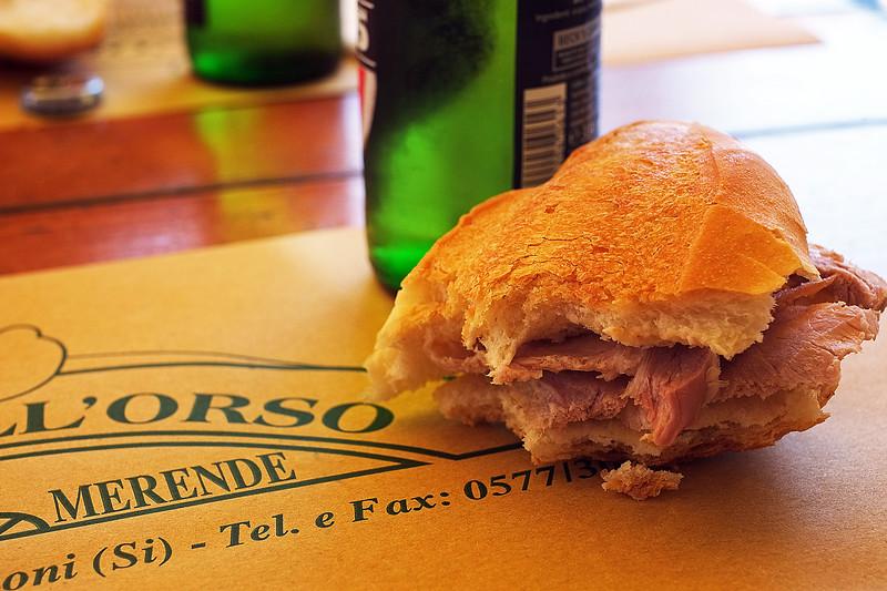 Bar Dell'Orso, Monteriggioni (Tuscany)