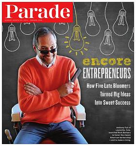 Parade Magazine Cover