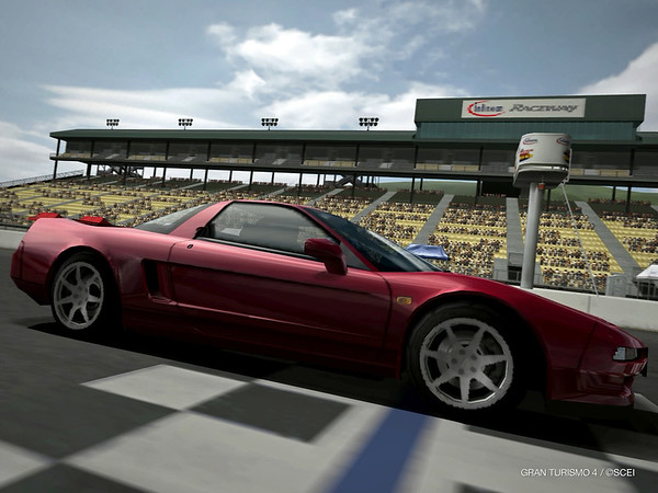NSX at Infineon Finish