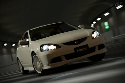 Premium Integra Type R on Clubman Stage Route 5