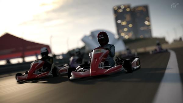 Premium PDI Racing Kart at Tokyo Bay