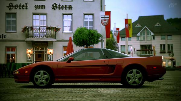 Premium '91 Acura NSX at Ahrweiler - Town Square