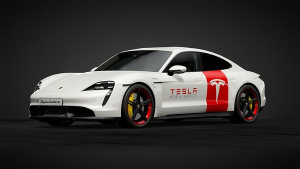 Tesla Turbo Mobile Service S