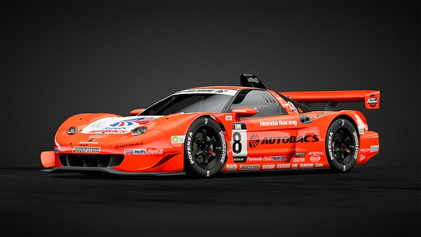 2004 ARTA JGTC GT500