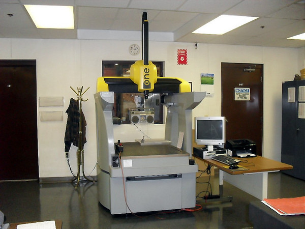 Brown and Sharpe Automated CMM