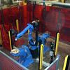 Motoman FabWorld Robotic Welding Cell