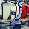 Motoman FabWorld Horizontal Robotic Welding Cell