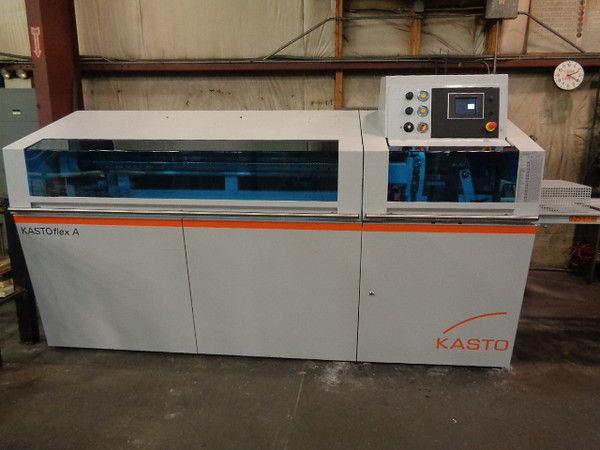 Kasto Flex-A CNC Cold Saw