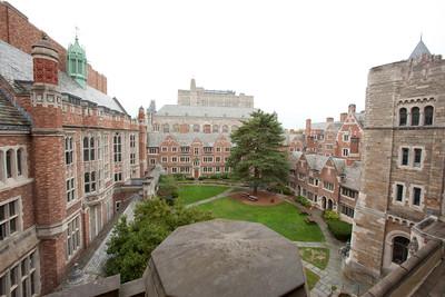 Sol Goldman Courtyard