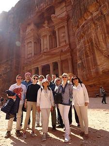 Mexico Virtuosos Visit Jordan