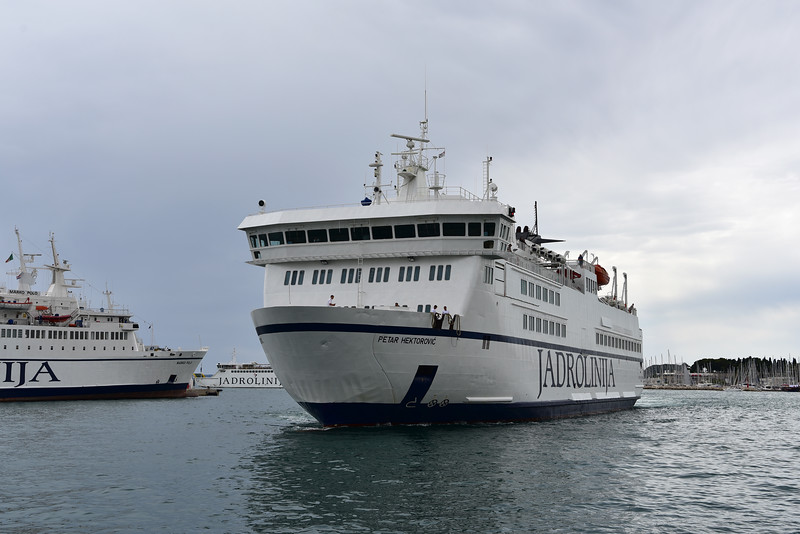 Split Harbor - Ferry