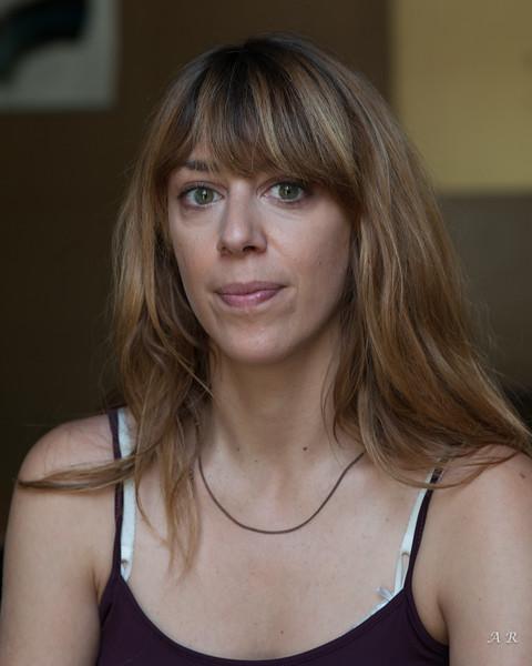 Lou Wenzel, comédienne - Troyennes