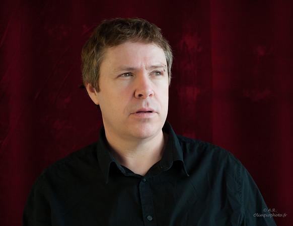 Olivier Sourisse, écrivain