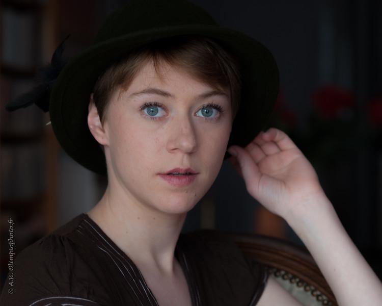 Joëlle Lüthi, comédienne