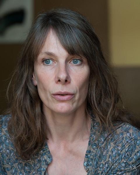 Marie Payen, comédienne - Troyennes