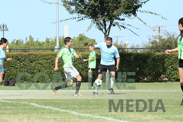 Visalia Adult Soccer Fall 2015