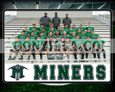 miners junior team picture