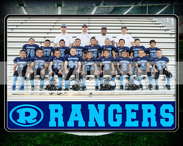 rangers bantam team picture