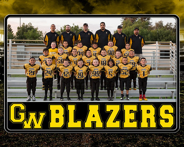blazers bantams team