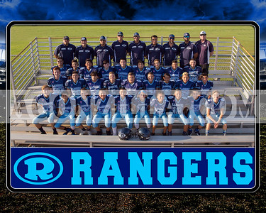 rangers seniors team picture