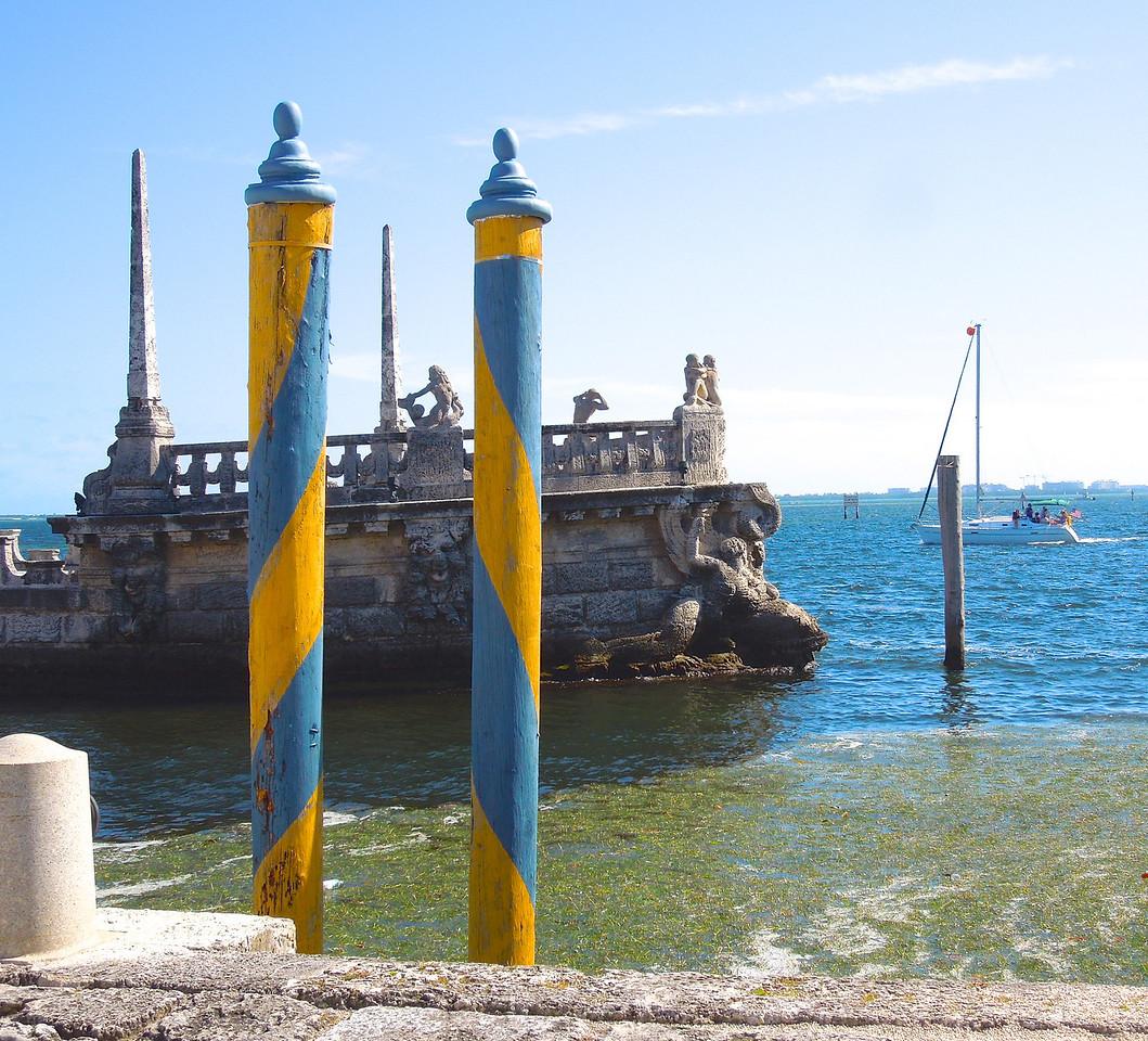 The Barge, Viscaya