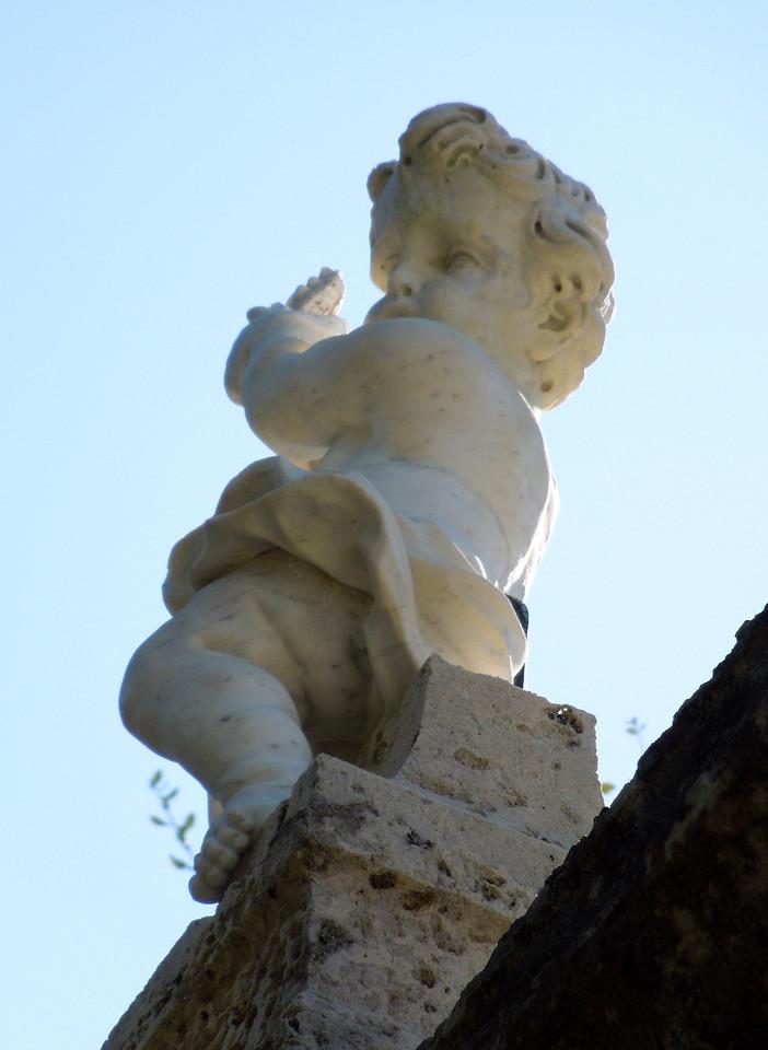 Roof Ornament, Viscaya
