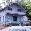 Thursday, June 13, 2019 the Miller- Edison Cottage shown here has been undergoing rennovation since the beginning of Spring in preparation for this year's season. VISHAKHA GUPTA/STAFF PHOTOGRAPHER