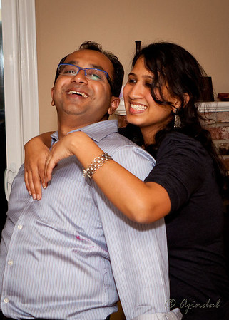 Vishal Roohi New Year Party