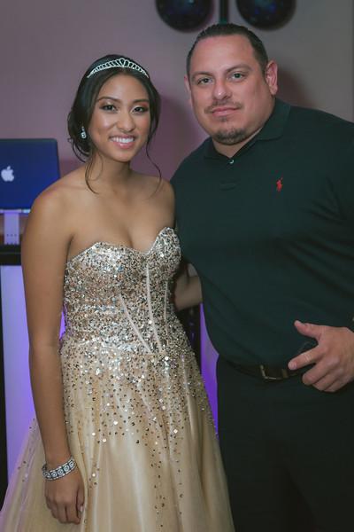 Nadine Mata Debut Party