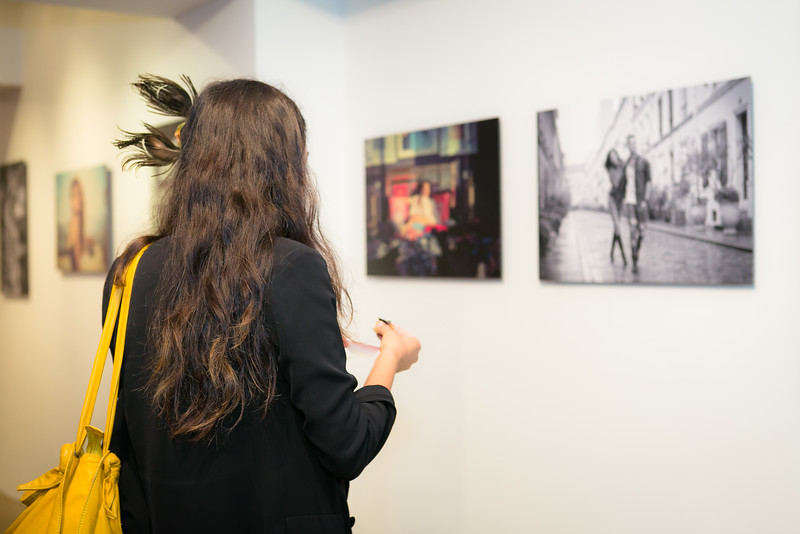 Emmanuelle Choussy Event
