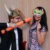 Aaron and Melissa Photobooth