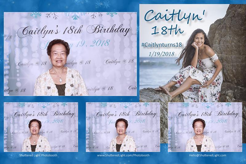 Caitlyn's Debut