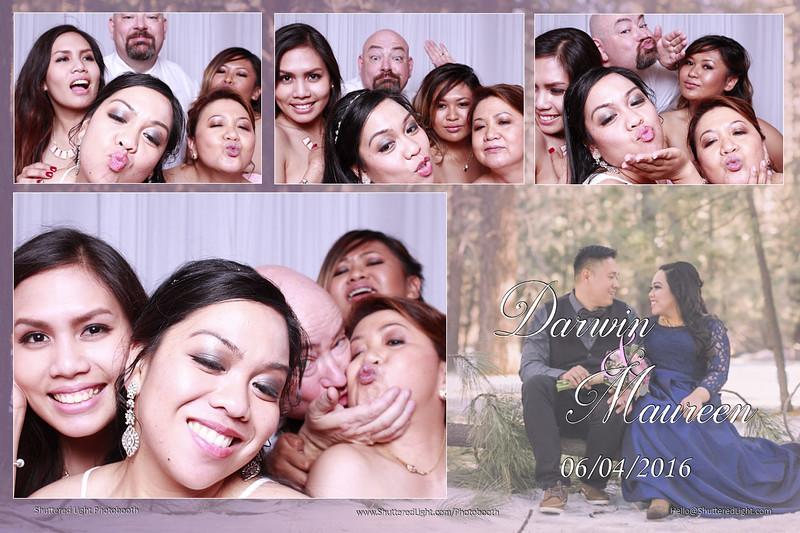 Darwin Maureen Wedding