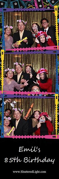 Lolo Emil 's 85th Birthday Celebration