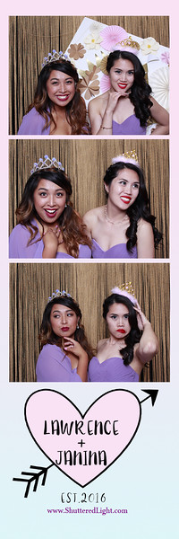 Lawrence and Janina Photobooth