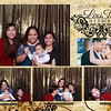 Louie and Kristine Wedding Photo Booth
