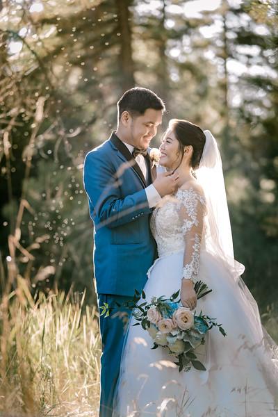 Jeff and Mae Wedding