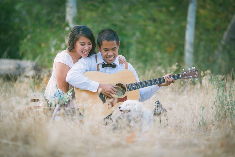 Lawrence + Janina Save The Date