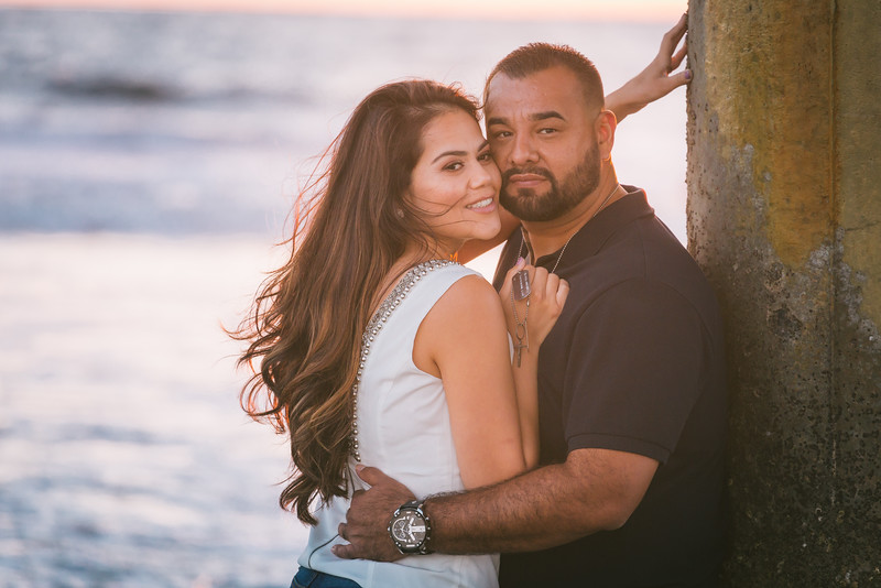 Gustavo and Gabby Engagement