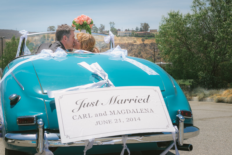 Carl and Maggie Wedding