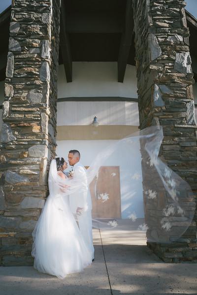 Alen and Antoinette Wedding