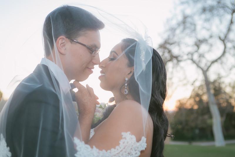 Joshua and Veronica
