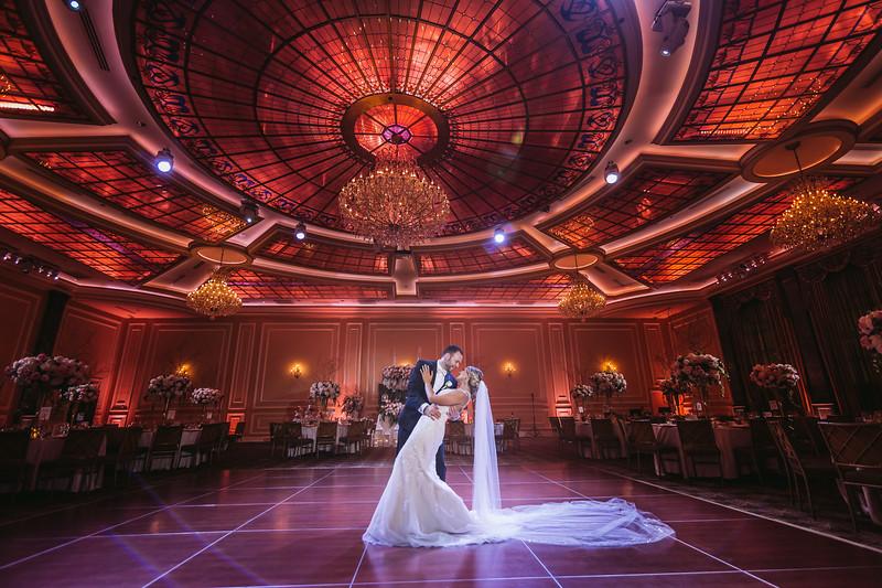 Daniele and Christine Wedding