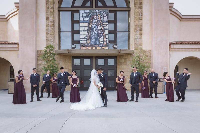 Marco and Elaine Wedding