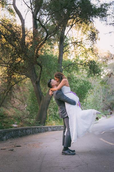 Justin and April Wedding