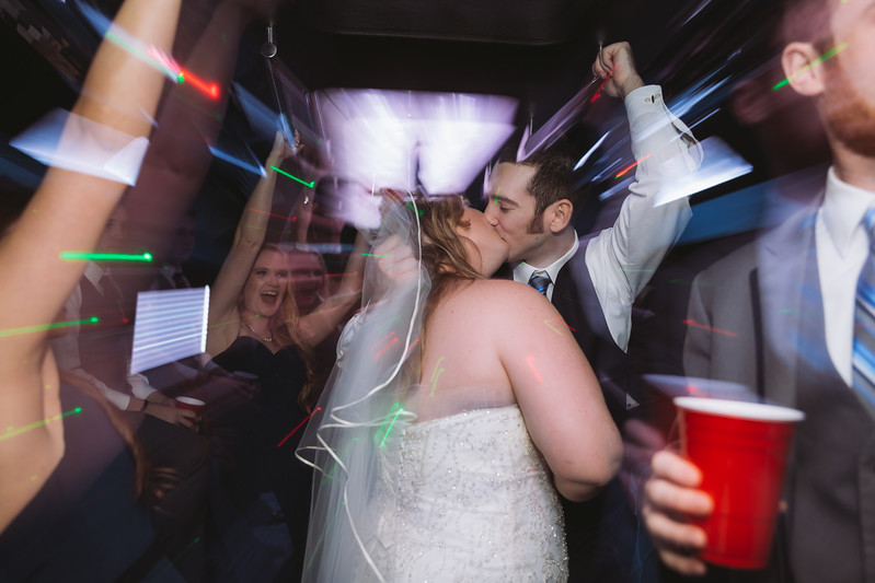 Adam + Danielle Wedding