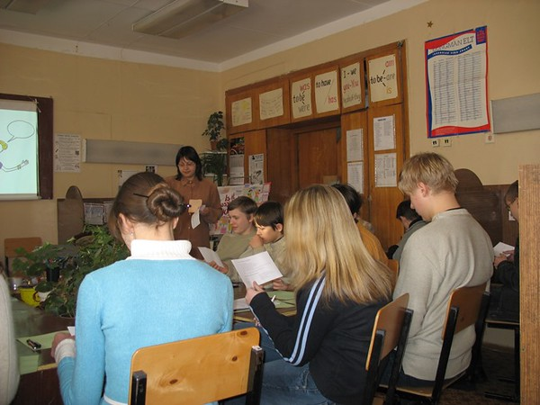 Kindness Foundation - Vision Trip to Ukraine and Russia - February 2006
