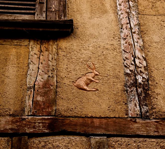 Le lièvre, symbole de prospérité